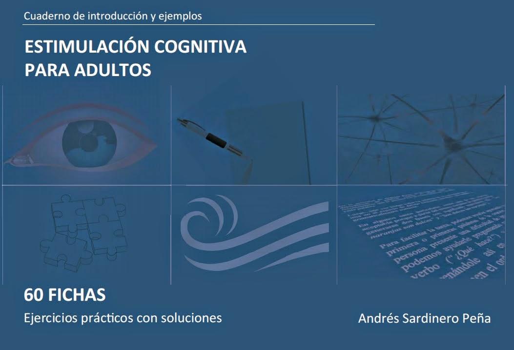 60 fichas de estimulación cognitiva paraadultos