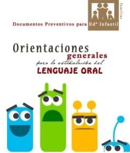 Orientaciones generales para la estimulación del lenguajeoral