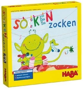 Socken zocken (El juego de loscalcetines)