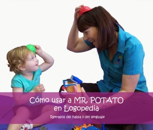 Mr. Potato y Logopedia